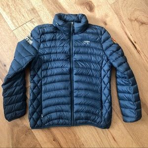 NWOT Alaskan Outfitters Down Puffer